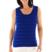 Lark Lane® Color Theory Sleeveless Sweater Shell