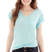 Decree® Short-Sleeve Boyfriend Tee