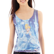 Cinderella Sublimated Tank Top