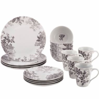 jcpenney.com | BonJour® Shaded Garden 16-pc. Dinnerware Set