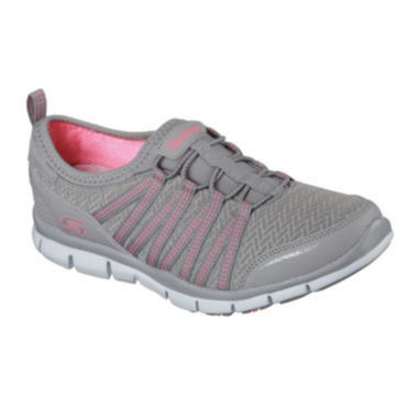 jcpenney.com | Skechers® Enticing Bungee Slip-On Womens Sneakers