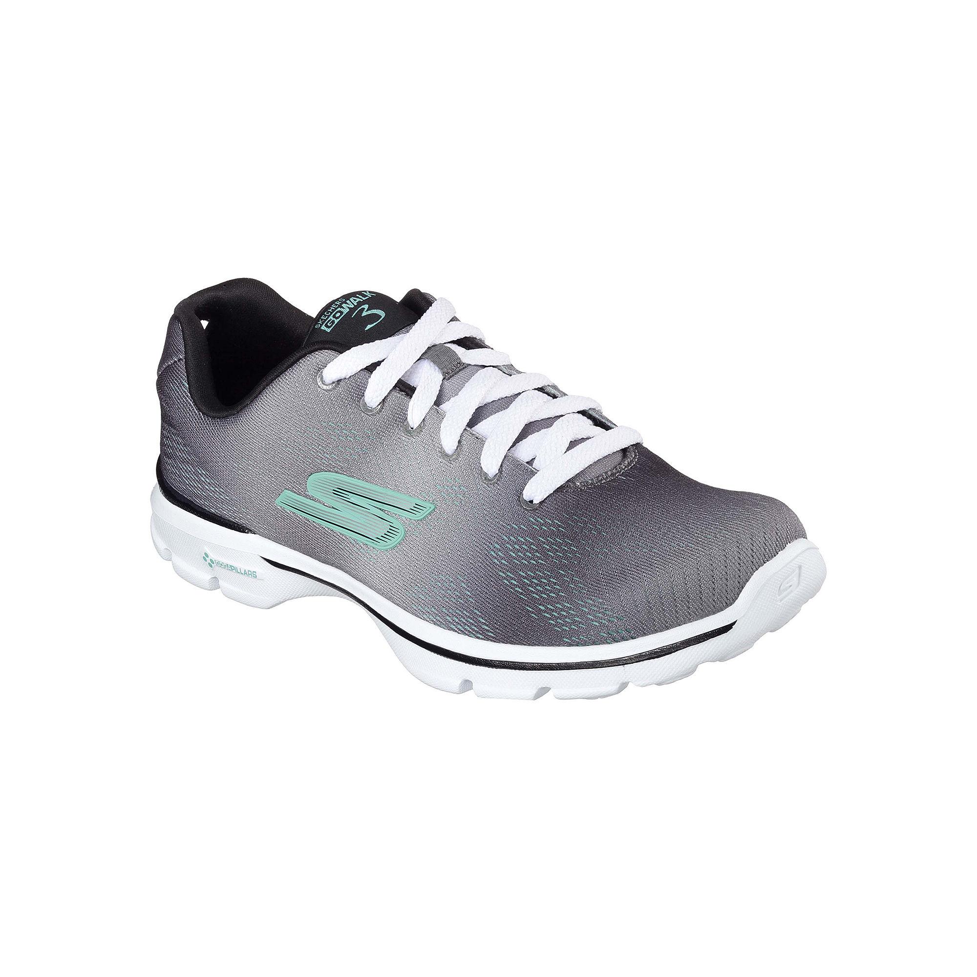 Skechers Pulse Lace-Up Womens Sneakers plus size,  plus size fashion plus size appare