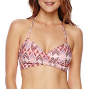Ninety-Six Degrees Can't Stop Me Now Bandeau Swim Top