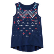 Arizona Dreamer Tank Top - Baby Girls 3m-24m