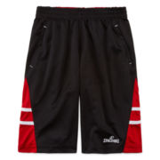 Spalding® Pull-On Ultra-Mesh Athletic Shorts - Boys 8-16