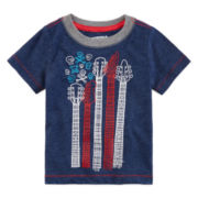 Arizona Short-Sleeve Dreamer Tee - Baby Boys 3m-24m