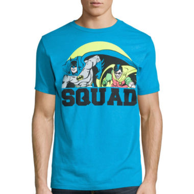 jcpenney.com | Batman Squad Short-Sleeve Tee