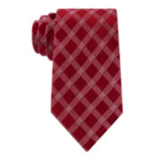 Stafford® Executive Rolling Grid Silk Tie