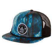 Vans® Spray Paint Print Trucker Hat