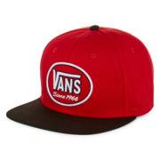 Vans® Rookie Snapback Baseball Hat