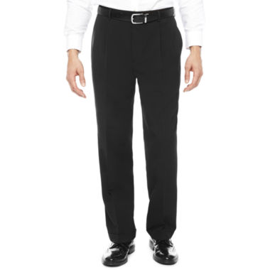 jcpenney.com | Stafford® Pleated Classic-Fit Pants