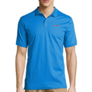 Nike® Short-Sleeve Matchup Jersey Polo Shirt