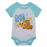 Disney Collection Nemo Bodysuit - Baby Boys newborn-24m