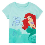 Disney Baby Collection Ariel Tee - Baby Girls newborn-24m