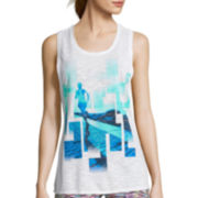 Xersion™ Studio Tulip Tank Top