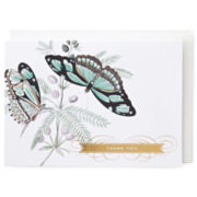 MarthaCelebrations™ Thank You Card – Butterfly