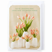 MarthaCelebrations™ Mother's Day Card – Tulips