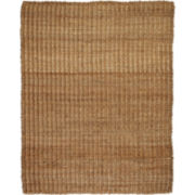 River Sand Jute/Hemp Rectangular Rugs