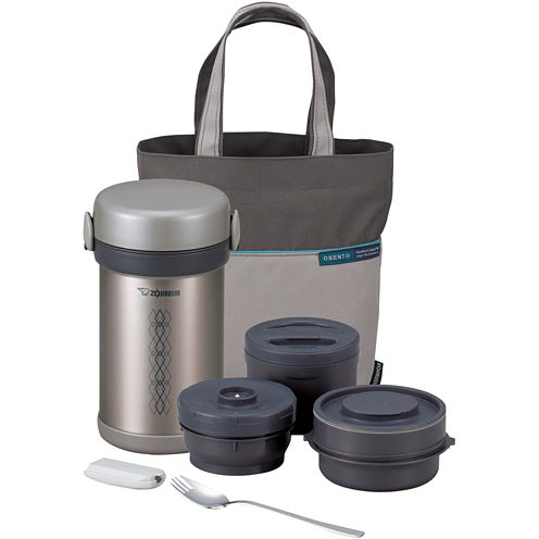 Zojirushi™ Ms. Bento Stainless Lunch Jar