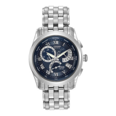 jcpenney.com | Citizen® Eco-Drive® Mens Blue Dial Calibre Watch BL8000-54L
