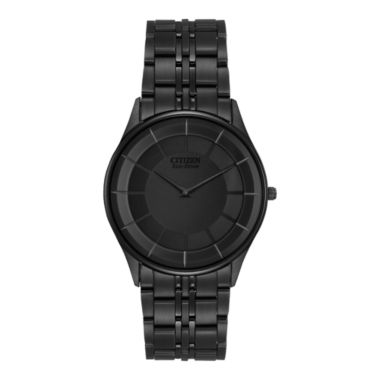 jcpenney.com | Citizen® Eco-Drive® Mens Black Ion Plating Watch AR3015-53E