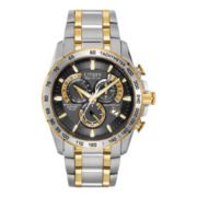 Citizen® Eco-Drive™ Mens Perpetual Calendar Watch AT4004-52E