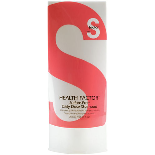 S Factor™ by TIGI® Health Factor™ Daily Dose Shampoo - 8.45 oz.