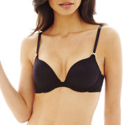 THE BODY Elle Macpherson Intimates BOOST Plunge Pushup T-Shirt Bra