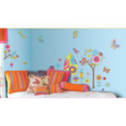 Art.com Fantasy Garden Wall Decal