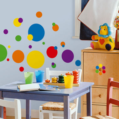 jcpenney.com | Art.com Just Dots Wall Decal - Multicolor