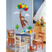 Art.com Curious George Wall Decal