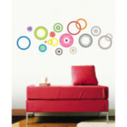 Art.com Flower Spindles Wall Decal