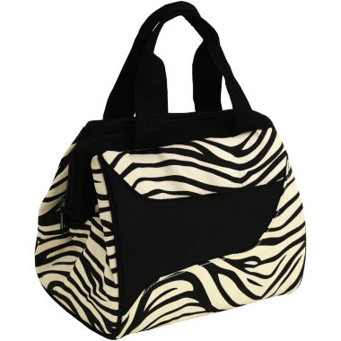jcpenney.com | Fit & Fresh® Zebra  Lunch Bag with Ice Pack