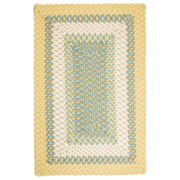 Montego Reversible Braided Indoor/Outdoor Square Rugs