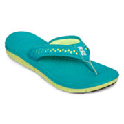 Nike® Flex Motion Womens Thong Sandals