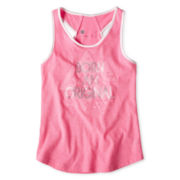Xersion™ Graphic Tank Top - Girls 6-16 and Plus