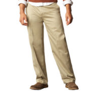 Dockers® Signature Classic-Fit Flat–Front Pants–Big & Tall