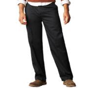 Dockers® D3 Signature Classic-Fit Flat-Front Pants-Big & Tall