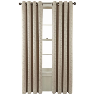 jcpenney.com | Studio™ Carson Grommet-Top Blackout Curtain Panel