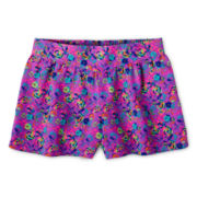 Total Girl® Print Shorts - Girls Plus