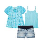 Arizona Peasant Top, Cami or Shorties – Girls 7-16 and Plus