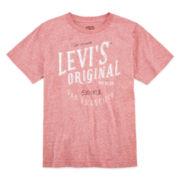 Levi's® Short-Sleeve Heathered Tee - Boys 8-20