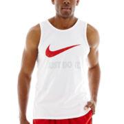 Nike® Swoosh Tank Top