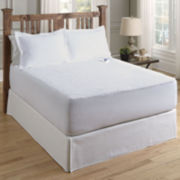 Serta® Sherpa Warming Mattress Pad