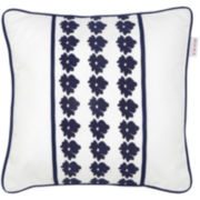 IZOD® Augusta Square Decorative Pillow