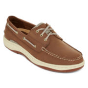 St. John's Bay®  Mens Basin Oxford Boat Shoes