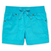 Arizona Camp Shorts - Toddler Girls 2t-5t