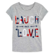 Arizona Americana Graphic Tee - Girls 7-16 and Plus