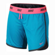 Nike® Dri-FIT Mesh Shorts - Girls 7-16