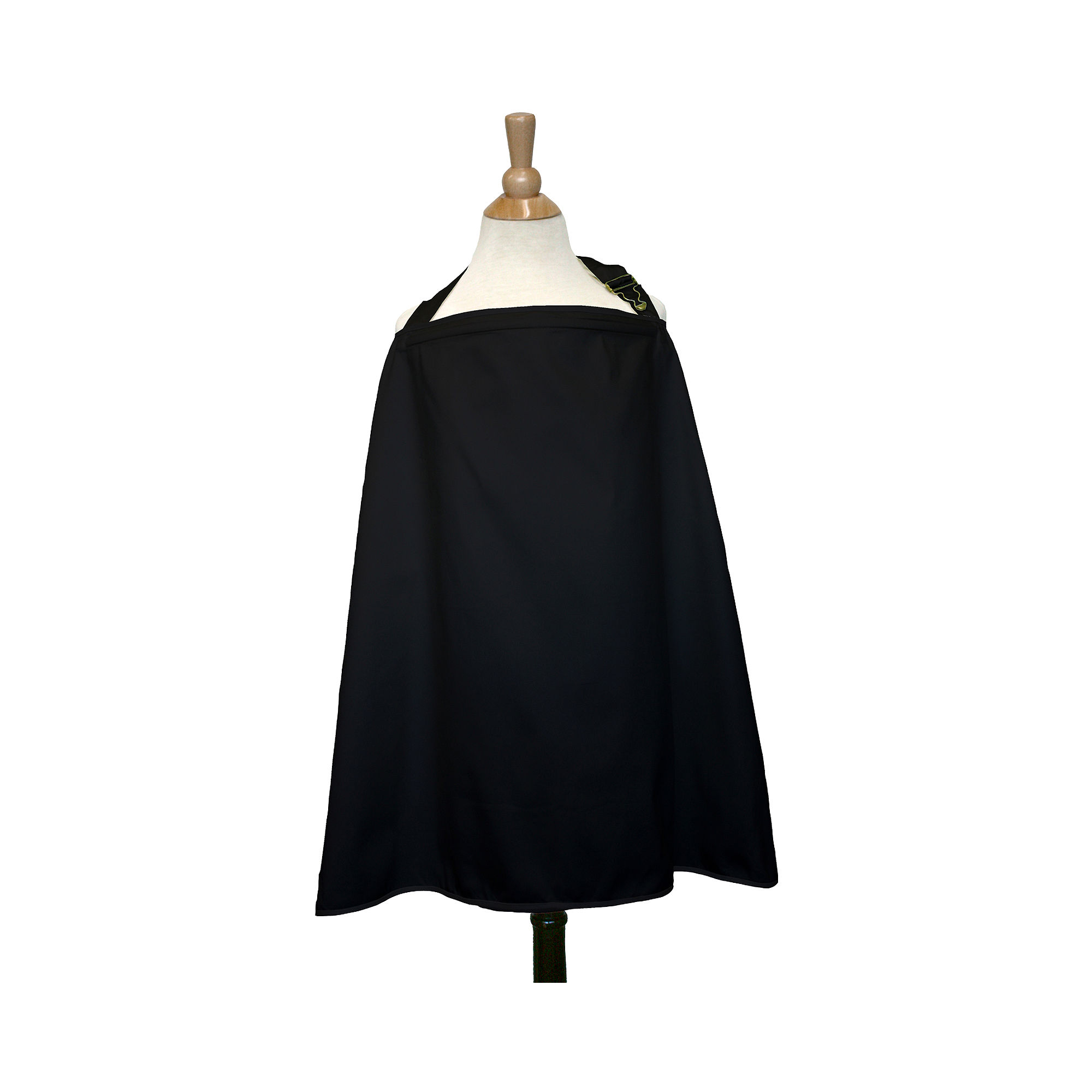 The Peanut Shell Nursing Cover - Black plus size,  plus size fashion plus size appare